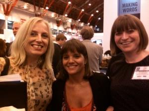 Karina, Justine and Karen