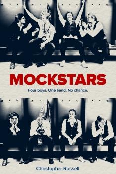 Mockstars Cover Design v07